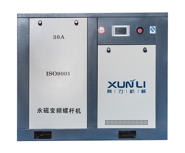 巽力空压机可以从储气罐和管道方向节能