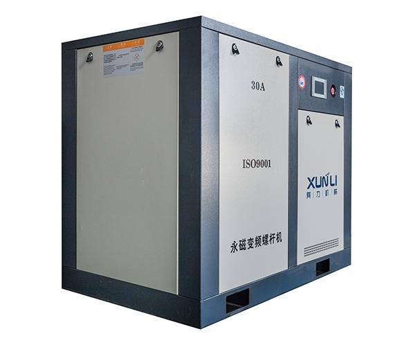 螺杆空压机输出排气压力低的原因及处理