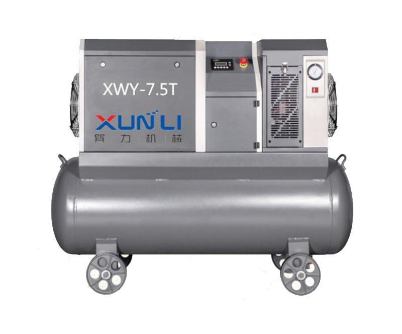小功率涡旋式空气压缩机