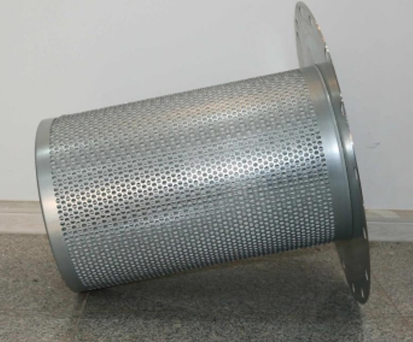 复合式油分芯